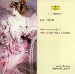 Concerto pour piano n°5 en Mi bémol Maj op 73 (L'empereur) : 2. Adagio un poco mosso - Andor Foldes
