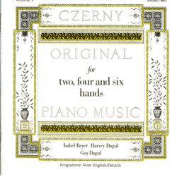 L'art de délier les doigts op 740 : Etude pour piano op 740 n°4 - Harvey Dargul