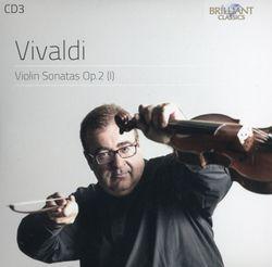 Sonate pour violon et basse continue en mi min op 2 n°9 RV 16 : Caprice - ARTE DELL'ARCO