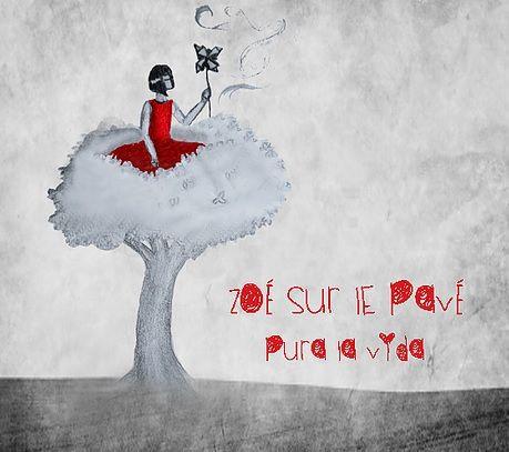 """""""Pura La Vida"""" - Zoé Sur Le Pavé"""