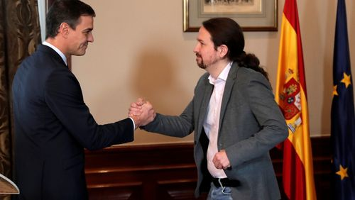 Vers un gouvernement de gauche en Espagne