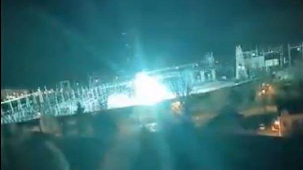 Coupure de courant : des creux de tension ont généré un halo de lumière, a expliqué une porte-parole de RTE