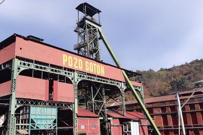 Le Pozo Soton, mine reconvertie en site touristique
