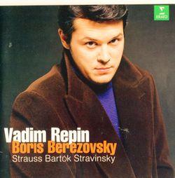 Divertimento pour violon et piano : IV. Pas de deux. Variation - VADIM REPIN