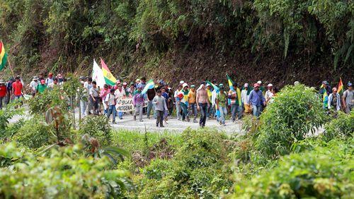 Épisode 2 : Evo Morales : la fin d'un rêve pour les indigènes boliviens