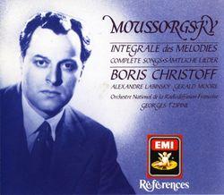 Song of Mephistopheles - BORIS CHRISTOFF