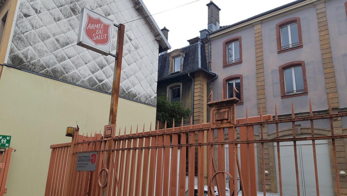 Coup de froid : l'Armée du Salut de Belfort renforce son dispositif d'accueil de sans-abri