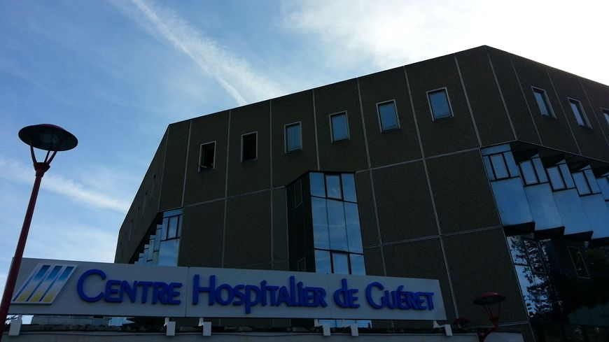 L'hôpital de Guéret est un des plus gros employeur public du département