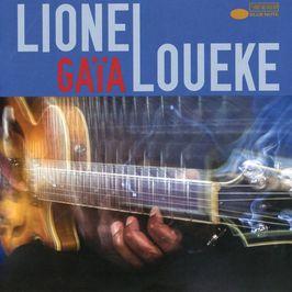 """Pochette de l'album """"Gaïa"""" par Lionel Loueke"""