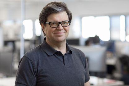 Yann Le Cun, professeur d'informatique et de neurosciences à l'université de New York, lauréat du prix Turing 2019 et directeur de la recherche fondamentale chez Facebook
