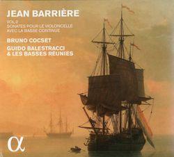 Sonate n°3 en mi min : Allegro - pour violoncelle et basse continue - LES BASSES REUNIES