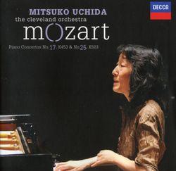 Concerto pour piano n°25 en Ut Maj K 503 : Allegretto - MITSUKO UCHIDA