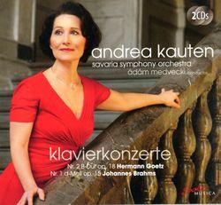 Concerto pour piano n°2 en Si bémol Maj op 18 : 3. Langsam - ANDREA KAUTEN