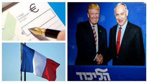 Répare-t-on la France en sortant le carnet de chèques ?  / Israël-Palestine : conflit oublié ?