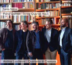 Quintette en la min op 14 : presto - pour piano quatuor à cordes et contrebasse - QUATUOR DE CREMONE