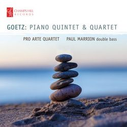 Quatuor avec piano en Mi Maj op 6 : 3. Scherzo. Sehr lebhaft - KENNETH SILLITO