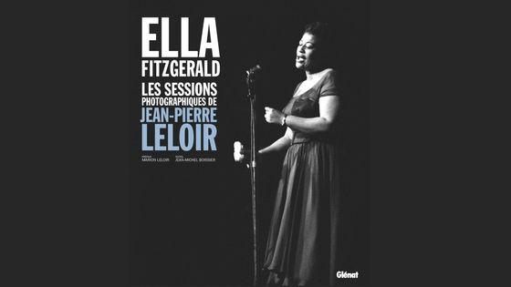Ella Fitzgerald, les sessions photographiques de Jean-Pierre Leloir