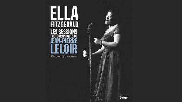 Jazz Culture : Ella Fitzgerald, les sessions photographiques de Jean-Pierre Leloir