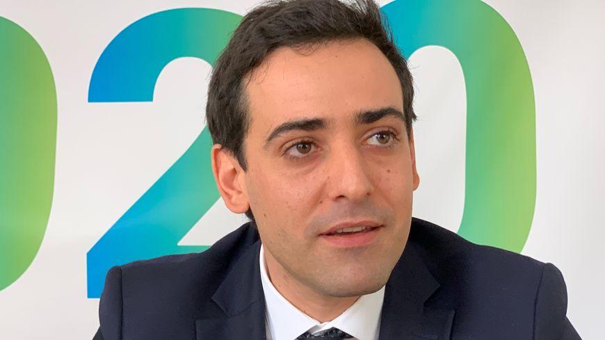 Stéphane Séjourné, député européen LREM