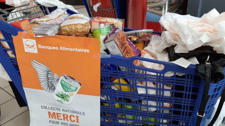 En Dordogne, la Banque Alimentaire collecte chaque année 600 tonnes de denrées alimentaires