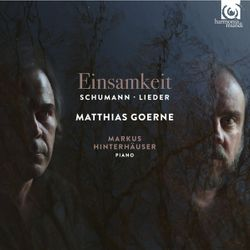 6 Gedichte und Requiem op 90 : Einsamkeit n°4 - pour baryton et piano - Matthias Goerne