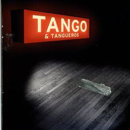 "Pochette de l'album ""Tango y tangueros"" par Lidia Borda"