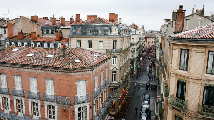 643 euros en moyenne pour la location d'un bien immobilier à Toulouse, c'est moins que la moyenne des grandes villes françaises