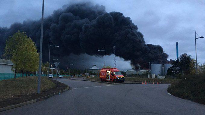 L'incendie s'est déclaré le 26 septembre un peu avant 3h du matin.