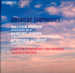 Symphonie n°3 (Palo Duro Canyon) : Allegro vivo
