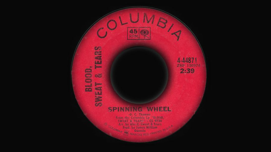 Blood Sweat and Tears - Spinning Wheel