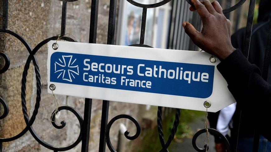 Le Secours catholique s'occupe de 1.350.000 personnes en France