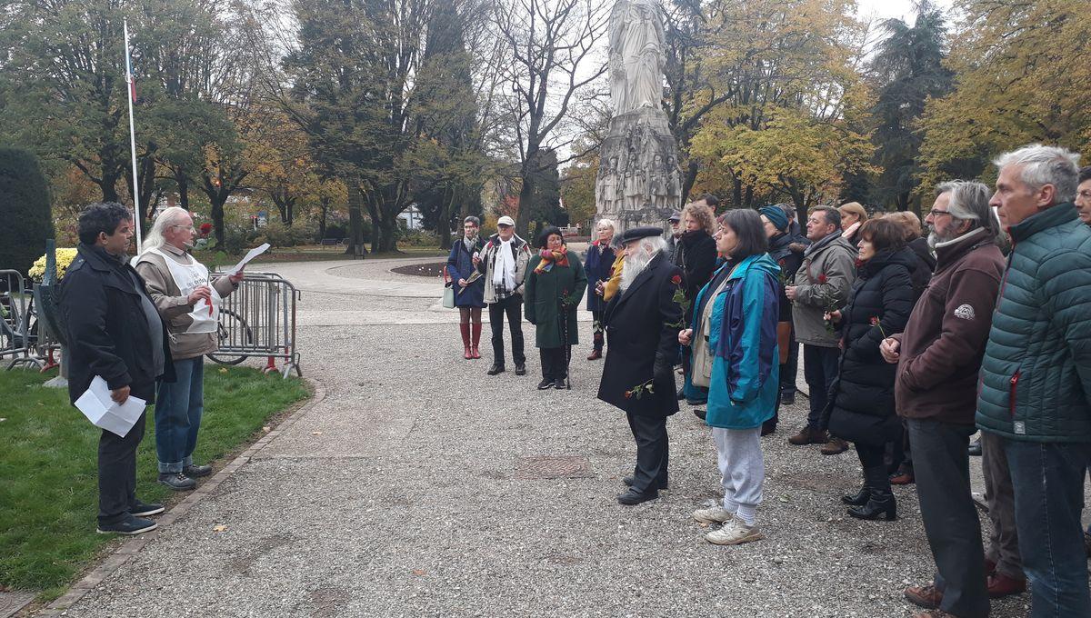 11 novembre : la Ligue des Droits de l'Homme de Belfort veut rendre justice aux fusillés pour l'exemple