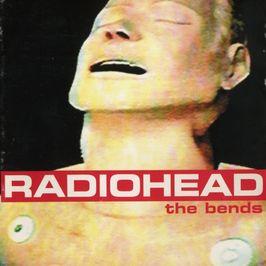 """Pochette de l'album """"The bends"""" par Radiohead"""