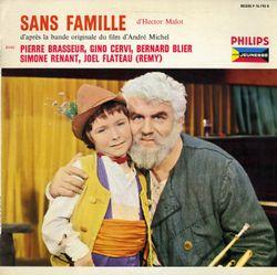 Sans famille (1er partie) - PIERRE BRASSEUR