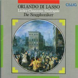 Miser qui speme in cose mortal pone - pour 5 voix a cappella - ROLAND DE LASSUS