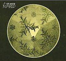 Grange du groupe Komred - Pochette de l'album