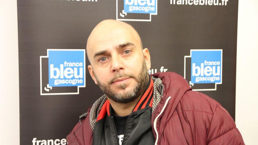 Mathieu Peyroutet, alias Kanchi, responsable de Dream Landes