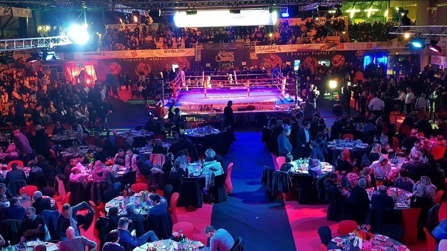 La halle Parpillon de la Motte-Servolex va faire le plein samedi pour les mondiaux de boxe-savate