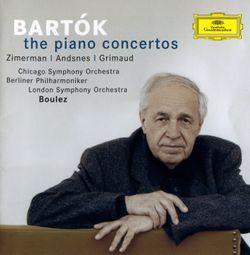 Concerto n°2 SZ 95 bb 101 : Allegro molto / Pour piano et orchestre - LEIF OVE ANDSNES