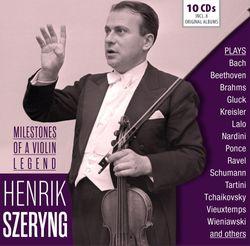 Sonate pour violon et piano n°8 en Sol Maj op 30 n°3 : 3. Allegro vivace - HENRYK SZERYNG