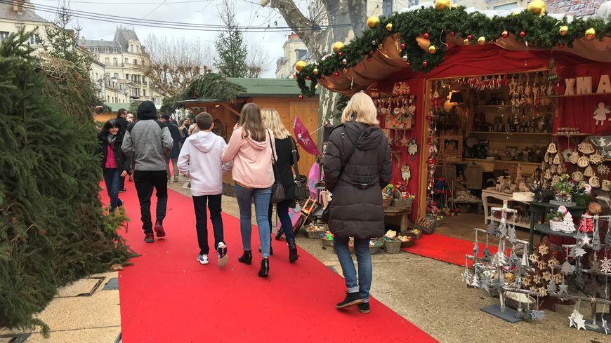 Le marché de noël de Périgueux débute le samedi 30 novembre. Photo d'illustration