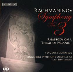 Symphonie n°3 en la min op 44 : Lento - Allegro moderato