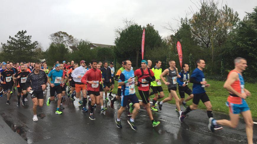 6 500 coureurs ont participé à la 29ème édition du marathon de La Rochelle