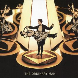 "Pochette de l'album ""The ordinary man"" par L Orange"