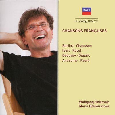WOLFGANG HOLZMAIR  MARIA BELOOUSSOVA sur France Musique