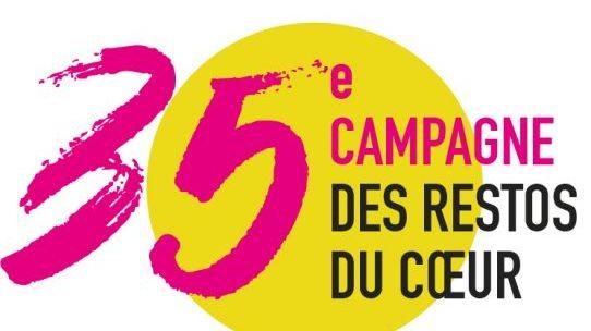 35e campagne des Restaurants du Cœur