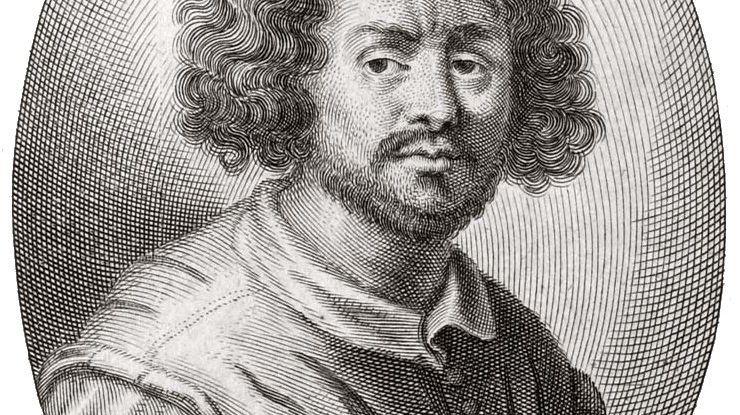 """Claude Gelée dit  """"le Lorrain"""""""