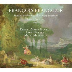 Sonate pour violon et basse continue n°10 en Sol Maj : 4. Presto - KREETA MARIA KENTALA
