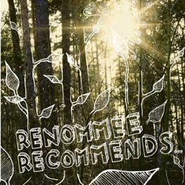 """Pochette de l'album """"Renommee Recommends.."""" par The Gecko"""