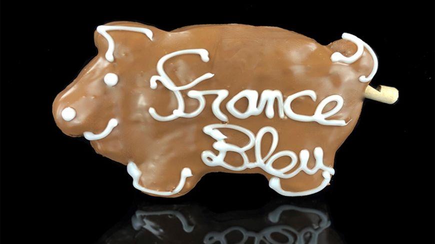 Le cochon en pain d'épice France Bleu